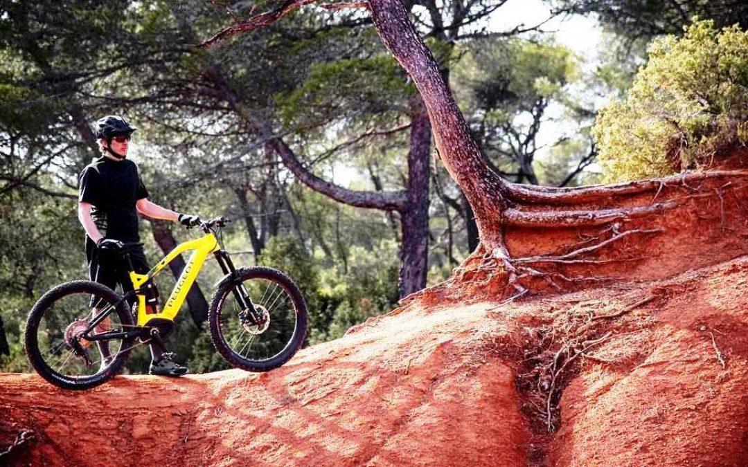 Por qué una e-bike no es una moto